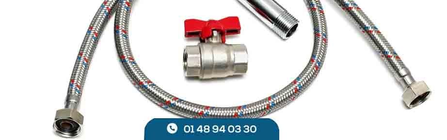Réparation flexible hydraulique à domicile